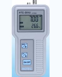 手提式微电脑酸碱度/氧化还原/温度计(HTC-201U)
