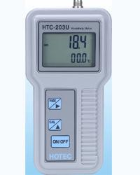 手提式微电脑比电阻/温度计(HTC-203U)