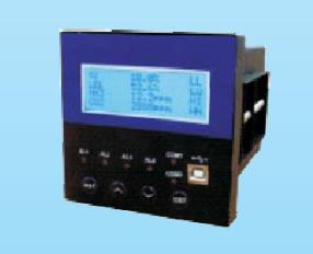 室内空气质量彩屏监控系统